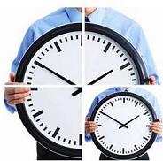 control horario para los empleados