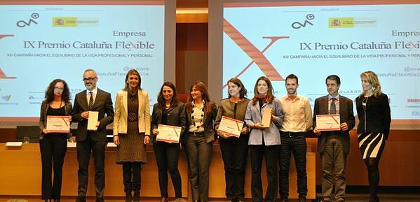 Premio Cataluña Flexible
