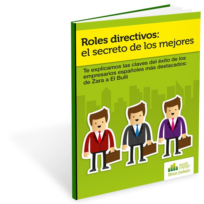 roles directivos guía gratuita de Workmeter