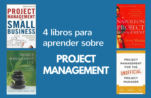 4 libros de project management.png