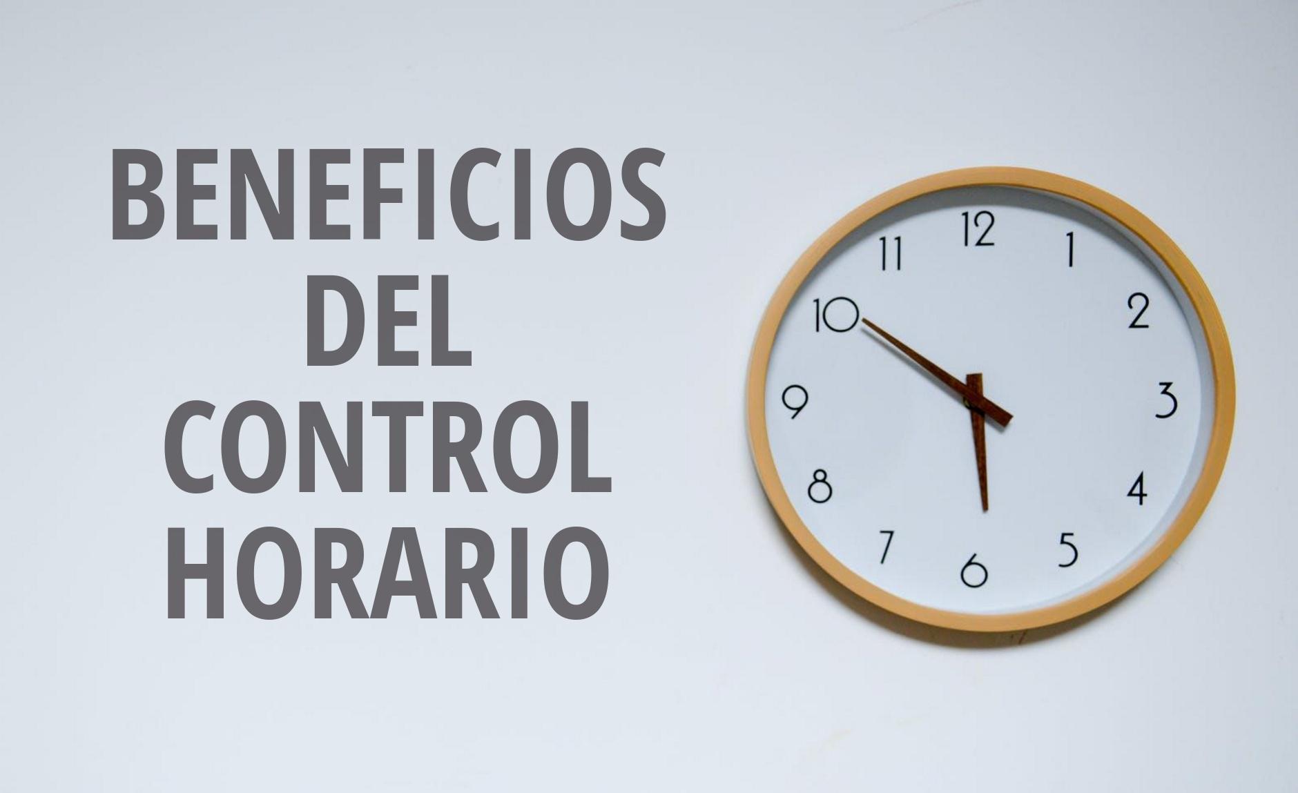 5 razones por las que necesitas un control horario