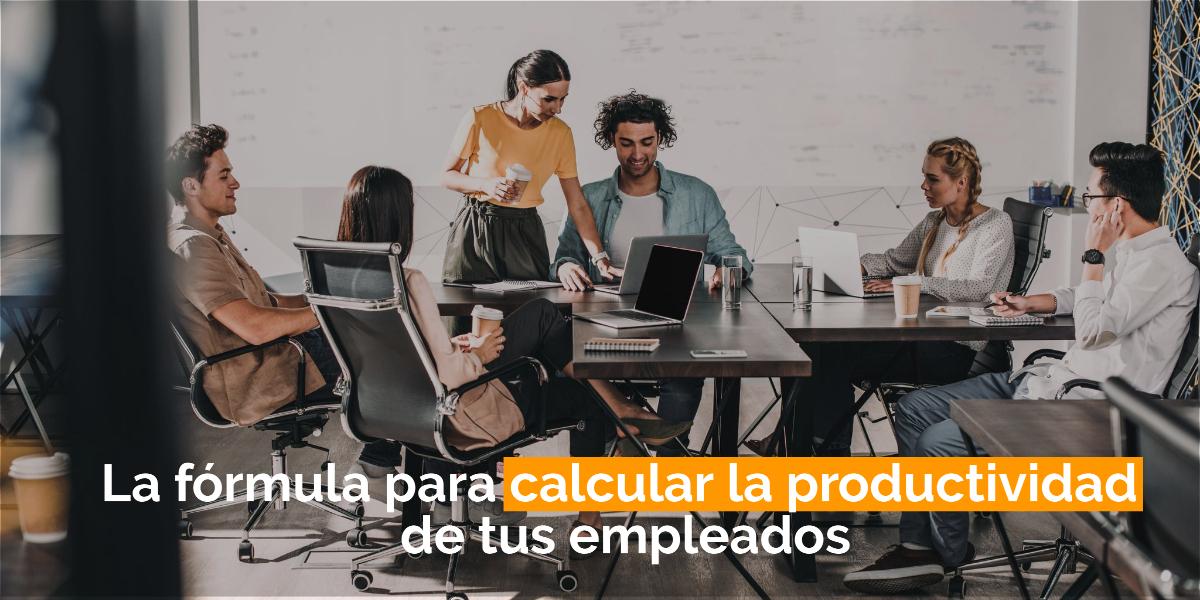 calcular la productividad
