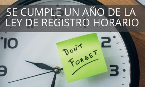 Nuevo real decreto ley control horario registro jornada laboral nueva normativa registro horario workmeter