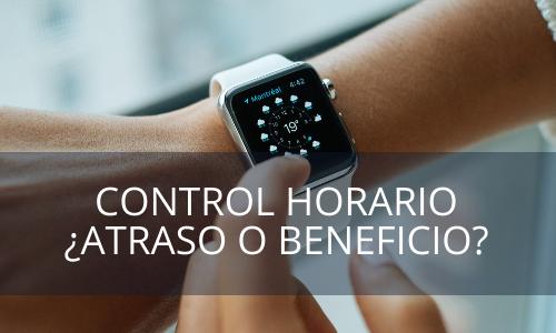 Beneficios e inconvenientes del control horario