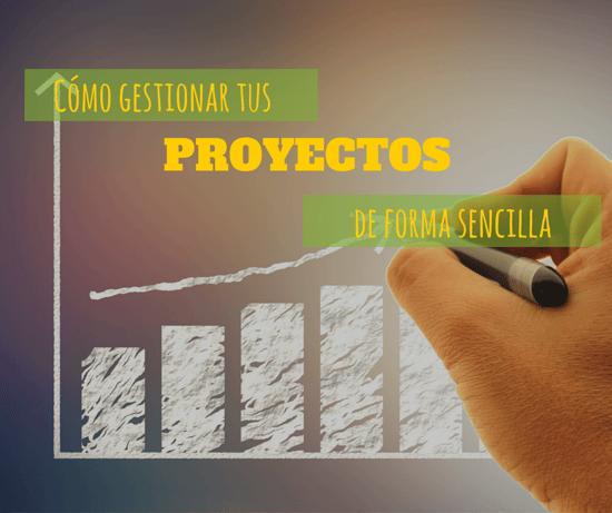 gestión de proyectos diagrama de gantt