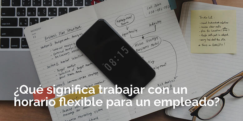 horario flexible