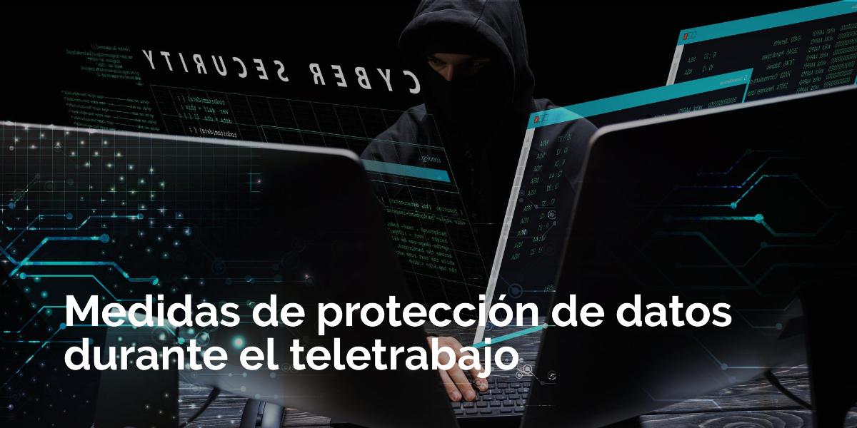 medidas de protección de datos