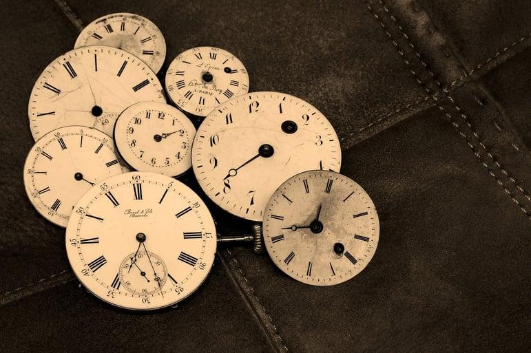sistema de control horario